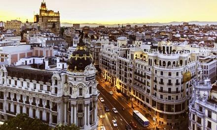Madrid: 1 o 2 noches para 2 con desayuno en habitación doble en el érase un hotel
