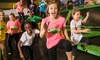 Launch Trampoline Park - Columbia: $20 for Two 60-Minute Jump Passes at Launch Trampoline Park - Columbia ($32 Value).