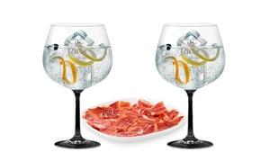 Dream Time: Desgustación de 4, 8 y 12 gin-tonics para 2, 4 o 6 con tabla de jamón, de quesos o de patés desde 14,95 € en Dream Time