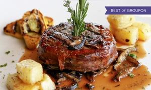 Hotel Restauracja Tyrol: Wykwintna uczta z cielęciną i wołowiną: 2-daniowe menu dla dwojga za 89,99 zł i więcej w Restauracji Hotel Tyrol