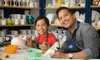 50% Off Pottery Painting at Color Me Mine