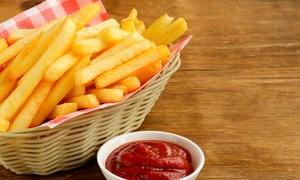 Mais Crepes: Mais Crepes – Taguatinga: buffet de comida de boteco em domicílio para 30 ou 50 pessoas
