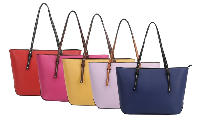 c35a2e2ccfd4 Up To 46% Off on Cameron Women's Large Tote Bag | Groupon Goods