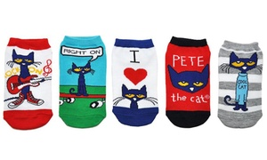 Kids Pete The Cat Socks