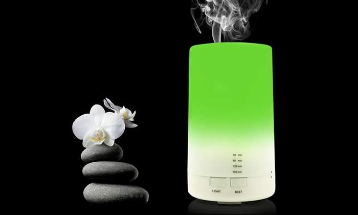 Groupon Goods Global GmbH: Aromatherapy Diffuser and Humidifier