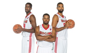 Maine Red Claws: Maine Red Claws Basketball Game with Food Voucher on December 5 or 6