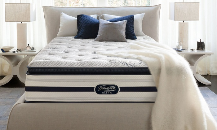 simmons co llc closeout simmons beautyrest recharge ultra luxury firm pillowtop