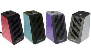Life Smart Personal Desktop Heater Fan (4 Colors Available)