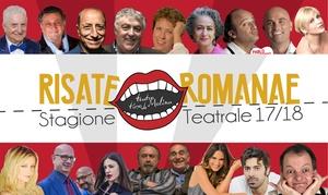 Abbonamento stagione teatrale 2017/18 al Teatro Tirso de Molina di Roma: Abbonamento stagione teatrale 2017/18 al Teatro Tirso de Molina (sconto fino a 63%)