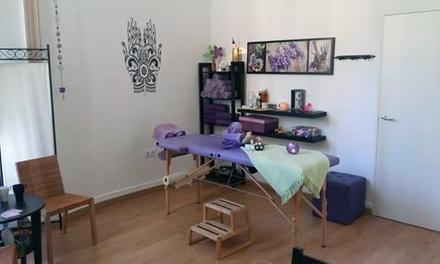 3 o 5 sesiones de acupuntura Stiper con masaje linfático desde 29,90€ en Estíbaliz Blanco Naturópata