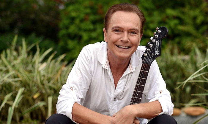 David Cassidy - Saban Theatre: David Cassidy at Saban Theatre on Saturday, March 21, at 8 p.m. (Up to 40% Off)