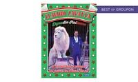1 place enfant ou adulte en gradins de face à 10€ pour le Cirque Claudio Zavatta à Châteaubriant