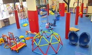 We Rock the Spectrum Kids Gym - Laguna Hills: Three Open Play Sessions or Five All-Day Passes at We Rock the Spectrum Kids Gym - Laguna Hills (Up to 61% Off)