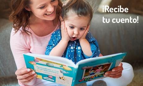 1 cuento para niños en Mumablue- Cuentos personalizados (hasta 59% de descuento)