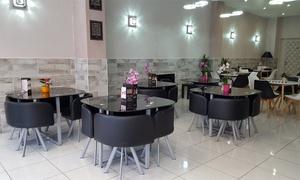 Aux Délices De Safaa: Boissons chaudes et pâtisseries au choix pour 2 ou 4 personnes dès 9,90 € au restaurant Aux Délices De Safaa