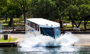Up to 41% Off Duck Tour Ride from Austin Duck Adventures at Austin Duck Adventures, plus 6.0% Cash Back from Ebates.