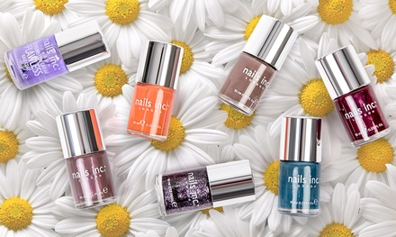 Nails Inc FourPiece Nail Polish Collection for £9.98
