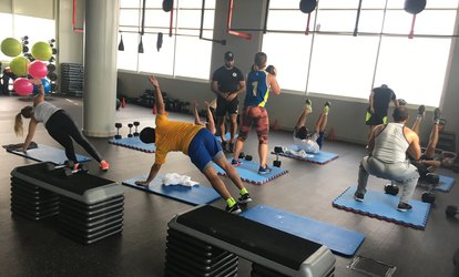 10 Boot Camp Sessions for One or Two at Boost Fitness UAE (Up to 56% Off)