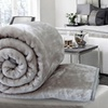 Soft Faux Mink Throws