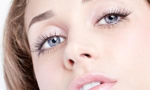 Swedish Pink Laser and Spa: Eyelash Extensions, Semi-Permanent Mascara, or Both at Swedish Pink Laser and Spa (Up to 61% Off)