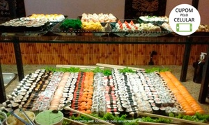 Sushi Gami: Sushi Gami – Santa Amélia: buffet livre para 1 ou 2 pessoas