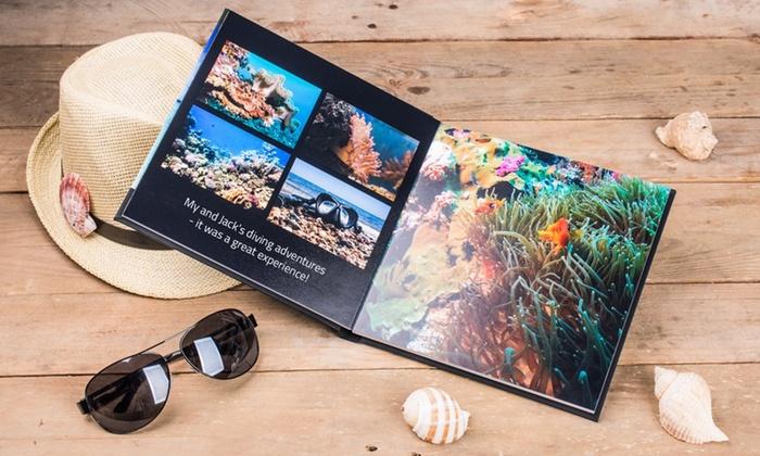 20 page personalised photo album