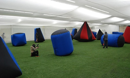 Indoor Climate controlled Paintball Outing with Equipment for One,Two,Four,Six at Gatsplat Rowlett(Up to 53% Off)