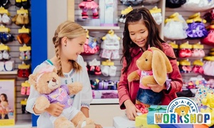 Build-A-Bear Workshop: $15 for $30 to Spend In Store at Build-A-Bear Workshop