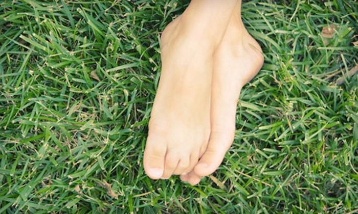 Maison De Leumas - Northern Woods: Toenail-Fungus Removal for One or Both Feet at Maison De Leumas (Up to 75% Off)