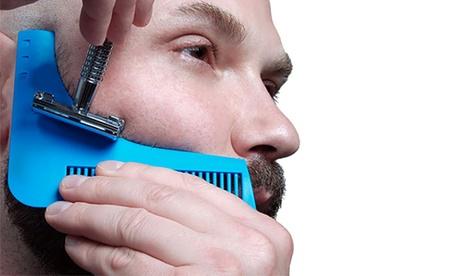 1 o 2 peines de recortar la barba
