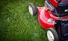 Up to 56% Off Lawn Care
