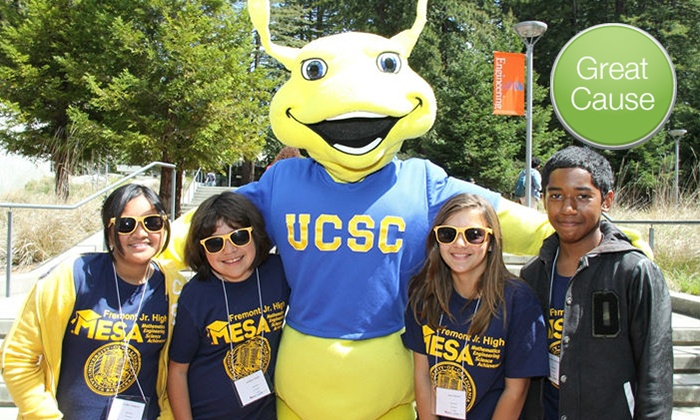 UC Santa Cruz MESA Schools Program: $10 Donation to UC Santa Cruz MESA Schools Program