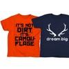 Toddler Boys' Hunting and Fishing T-Shirt