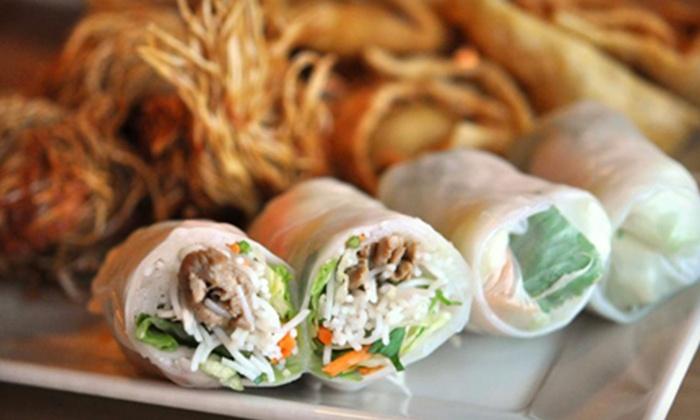 Sawatdee - Eden Prairie: Thai Food at Sawatdee in Eden Prairie (Up to 43% Off)