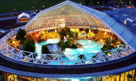 Bei München: 1-2 ÜN/F für 1-2 Pers. im Marriott Hotel Moxy Munich Airport, Eintritt in das Urlaubsparadies THERME ERDING