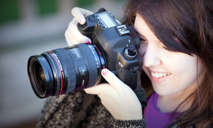 Freeland Photography - Downtown Lee's Summit: Four-Hour Photography Class for One or Two at Freeland Photography (Up to 84% Off)