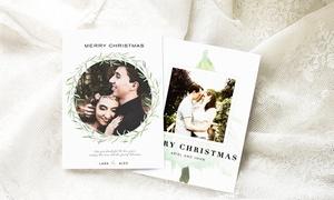 Photobook Canada: Cartes de vœux personnalisées chez Photobook Canada (jusqu'à 66 % de rabais)