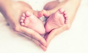 cdc events: 2 billets d'entrée au Salon du bébé à Charleroi, Gent et Bruxelles à 12,99€
