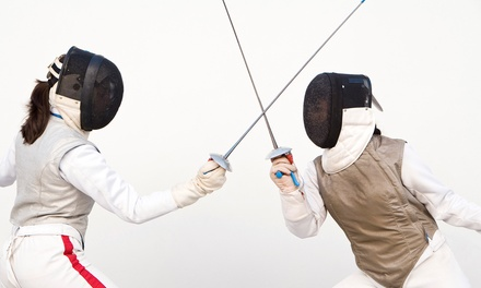 5 or 10 Fencing Classes at Florida Fencing Academy (Up to 71% Off)