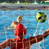 Up to 57% Off Water Polo Training at United Water Polo Club