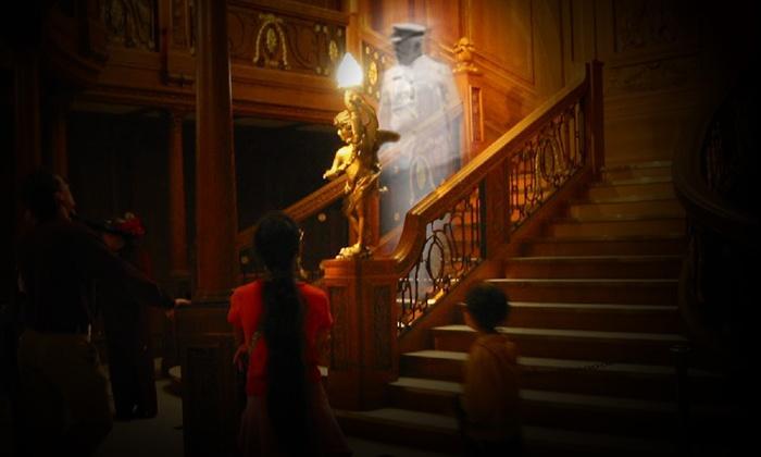"Titanic: The Artifact Exhibition - Paranormal Investigation Tour - Premier Exhibition Center: ""Titanic: The Artifact Exhibition"" – Paranormal Investigation Tour at Premier Exhibition Center (Up to 38% Off)"