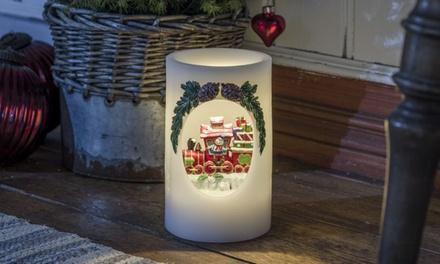 Candela natalizia a LED Konstsmide