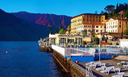 Cadenabbia: Camera doppia in All Inclusive e prosecco per 2 persone al Grand Hotel Britannia Excelsior