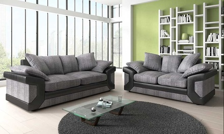 Dino Sofa in Choice of Colour and Configuration from £239