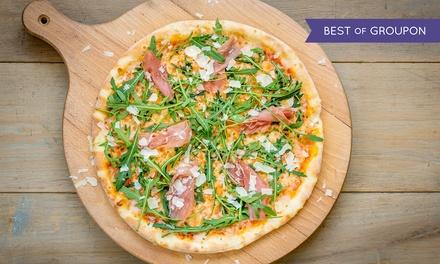 Dowolna pizza 36 cm