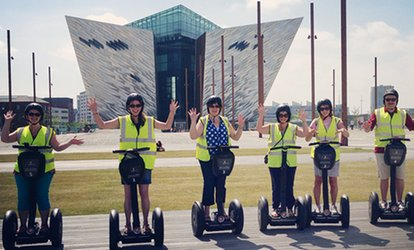 image for Off-Road Experience or Titanic Guided Tour at Segway NI (Up to 40%)
