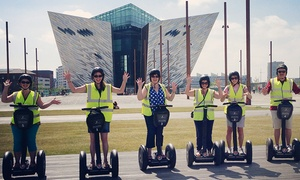 Segway NI: Off-Road Experience or Titanic Guided Tour at Segway NI (Up to 40%)