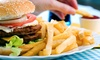 Boudreux Burger Barn - London: $15 for Three vouchers, Each Good for $10 Worth of Burgers at Boudreux Burger Barn (Up to $30 Value)