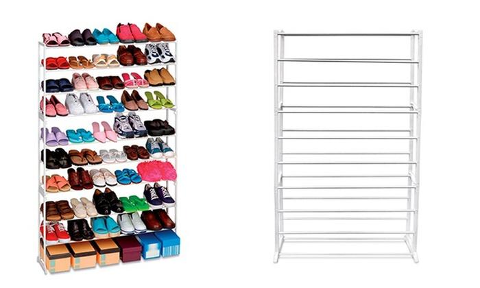 Scarpiera per ripostiglio o armadio | Groupon Goods