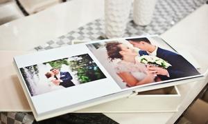 FotoDepot: Foto libro de 21x21 o 22x28 cm cuadrado de tapa dura impresas en FotoDepot